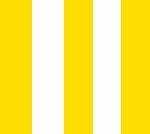 gelb/weiss gestreift