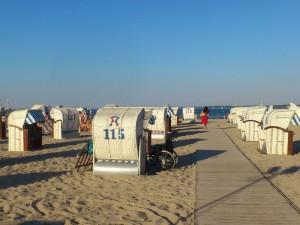 Ab an den Strand