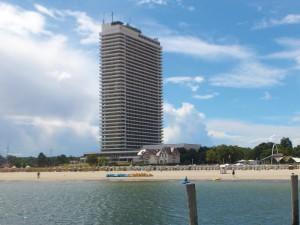 Das Maritim Strandhotel Travemünde